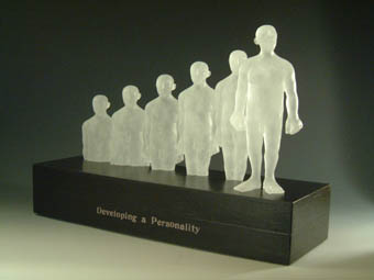 Developing a Personality David reekie