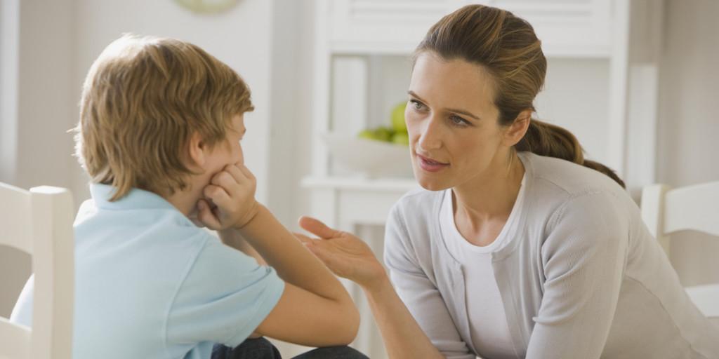 parlare chiaro ai bambini